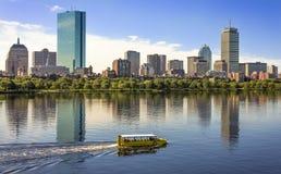Boston in Massachusetts, USA Stock Photo