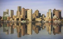 Boston in Massachusetts, USA Stock Photography