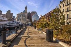 Boston in Massachusetts, USA Royalty Free Stock Images