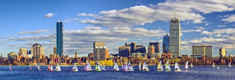 Boston, Massachusetts Royalty Free Stock Photography