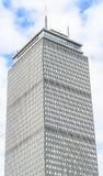 BOSTON, MILIAMPÈRE - 16 DE MARÇO: Close up de prudência da torre o 16 de março de 2013 Imagem de Stock