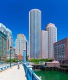 Boston MOR, USA Arkivbild