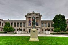 Boston Museum Of Fine Arts Stock Images