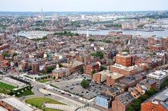 Boston North End, Boston, USA Stock Photo