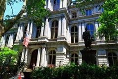Boston Old City Hall Stock Photography