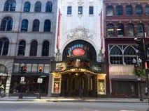 Boston Opera House Royalty Free Stock Images