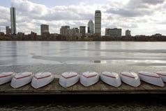 Boston panorama Stock Images