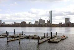 Boston panorama Stock Image