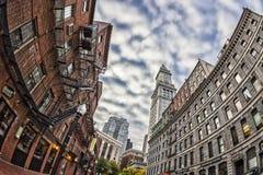 Boston Royalty Free Stock Photography