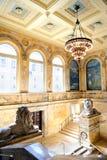 Boston public library royalty free stock photos