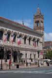 Boston Public Library, Royalty Free Stock Images