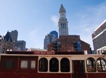 Boston que sightseeing fotos de stock