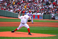Boston Red Sox, Brad Penny Stock Photos