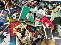 Boston Red Sox Collage. A collage of memories related to the Boston Red Sox through the years Royalty Free Stock Photos