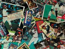 Boston Red Sox Collage. A collage of memories related to the Boston Red Sox through the years Royalty Free Stock Photography