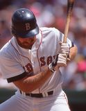 Wade Boggs Boston Red Sox Hall of Famer. Boston Red Sox Hall of Fame 3B Wade Boggs. Image taken from color slide stock photos