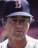 Boston Red Sox Hall of Famer Carl Yastzemski Royalty Free Stock Photos