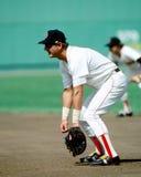 Boston Red Sox Hall of Famer Carl Yastzemski Royalty Free Stock Photo