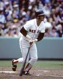 Boston Red Sox Hall of Famer Carl Yastzemski Stock Images