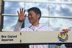 2013 Boston Red Sox World Series Parade Royalty Free Stock Image