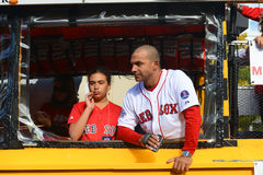 2013 Boston Red Sox World Series Parade Stock Photography