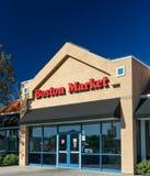Boston rynku restauraci powierzchowność Obrazy Stock
