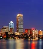 Boston Rzeka Charles Zdjęcie Stock