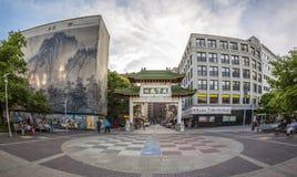 Boston's China Town Royalty Free Stock Photos