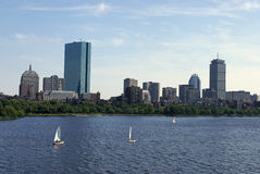 Boston scenic Royalty Free Stock Image