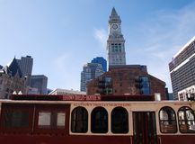Boston sightseeing Stock Photos
