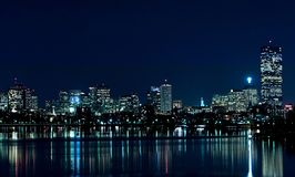 Boston Skyline 1 Royalty Free Stock Photos