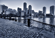 Boston Skyline Stock Photos