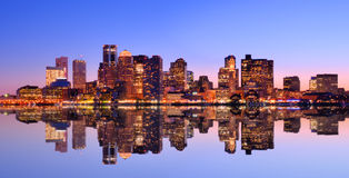 Free Boston Skyline Royalty Free Stock Photos - 24703938