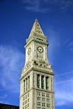 Boston skyline Stock Image