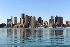 Boston Skyline, Massachusetts, USA Royalty Free Stock Photos