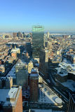 Boston Skyline, Massachusetts, USA Stock Image