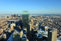 Boston Skyline, Massachusetts, USA Stock Photos
