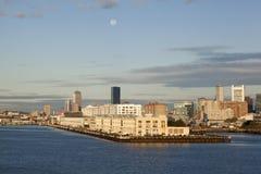 Boston Skyline Stock Images