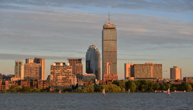 Boston Skyline Stock Images