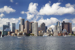 Boston skyline, USA Stock Photography