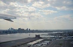 Boston skyling Stock Photo