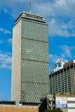 Boston skyscraper - the Prudential tower (2) Stock Photo