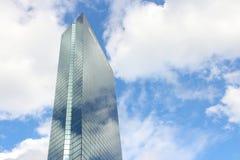Boston skyscraper Royalty Free Stock Photo