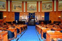 Boston State House Royalty Free Stock Image