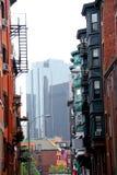 boston street Zdjęcie Stock