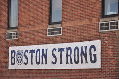 Boston Strong Royalty Free Stock Photography
