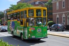 Boston Super Tour Bus Royalty Free Stock Photography