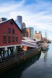 Boston Tea Party Museum Royalty Free Stock Photo