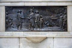 Boston 300th Anniversary Monument  AD 163 Stock Photography