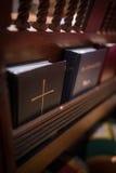 Boston trójcy kościół zdjęcia stock